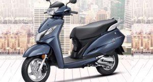 New Honda Activa 125 scooter