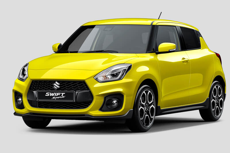 New Maruti Swift Sport India