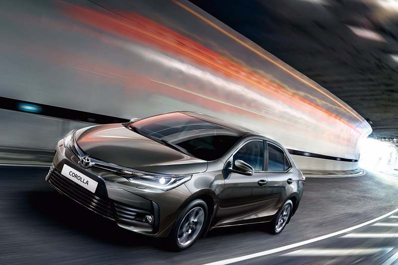 New Toyota Corolla 2017 India