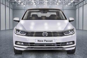 New Volkswagen Passat India