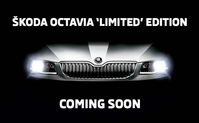 Skoda Octavia ONYX Edition