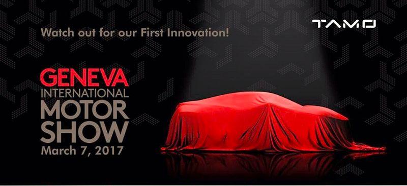 TaMo Futuro Sports Car India