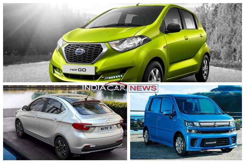 Top 5 Upcoming Cars Under Rs 6 Lakh