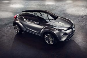 Toyota chr india launch price specifications images for Interieur toyota chr