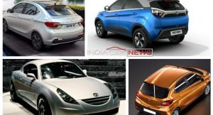 Upcoming Tata Cars
