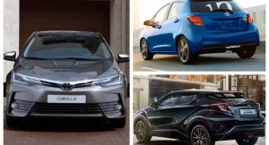 Upcoming New Toyota Cars in India in 2017 2018