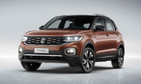 Volkswagen T-Cross India Launch