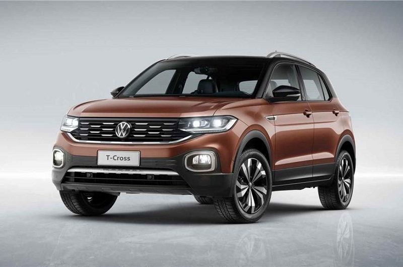 volkswagen t cross india price launch interior. Black Bedroom Furniture Sets. Home Design Ideas