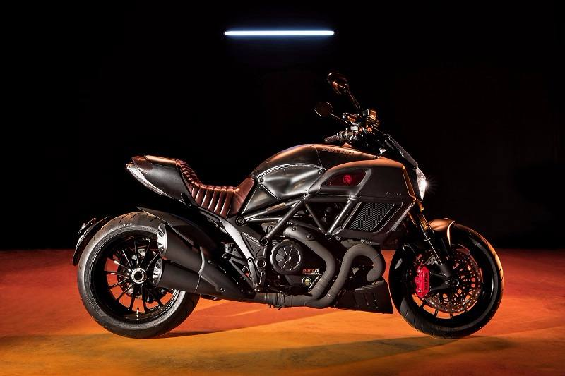 Ducati Diavel Diesel India