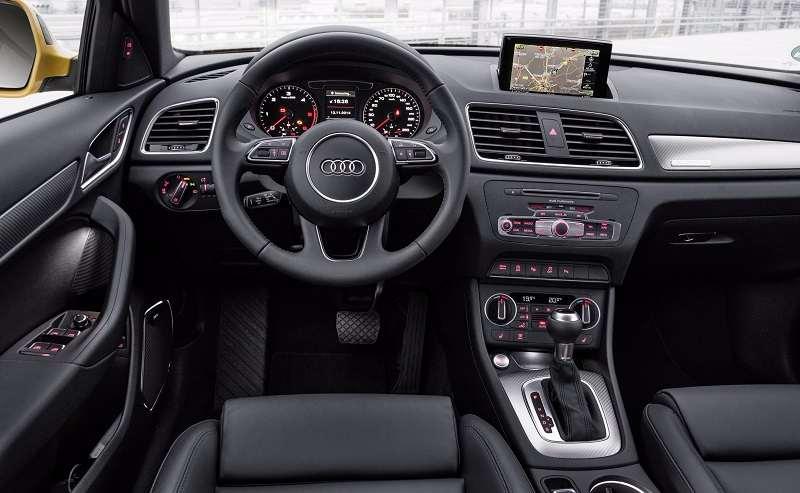 2017 Audi Q3 India interior