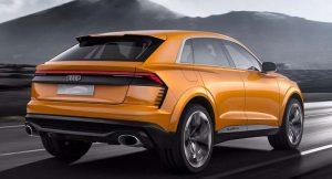 Audi Q8 Sports Concept