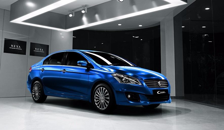 2017 maruti ciaz nexa price specifications mileage interior colours. Black Bedroom Furniture Sets. Home Design Ideas