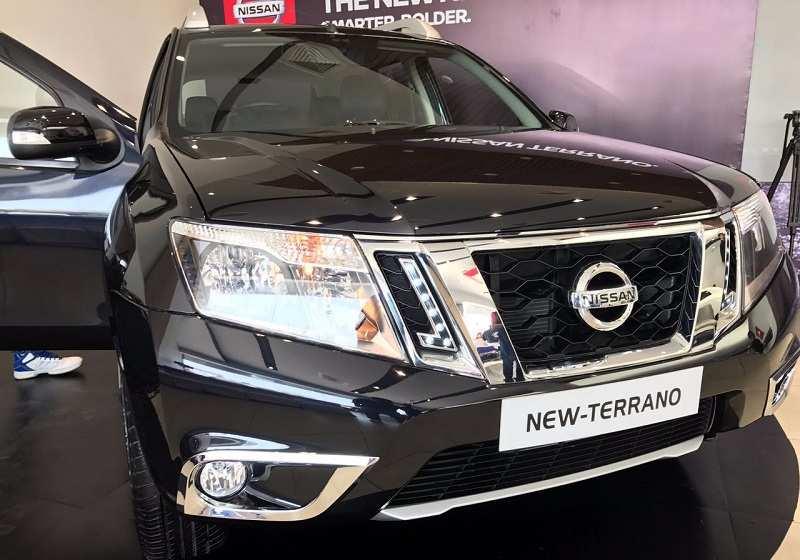 New Nissan Terrano Price 2017
