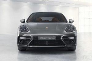 2017 Porsche Panamera Turbo India