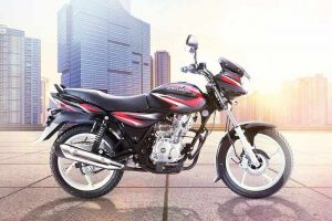 2018 Bajaj Discover 125 Colors