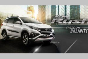 2018 Toyota Rush India Features