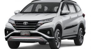 2018 Toyota Rush India Launch