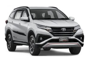 2018 Toyota Rush India 7