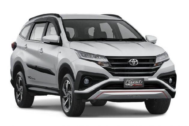 2018 Toyota Rush India 7