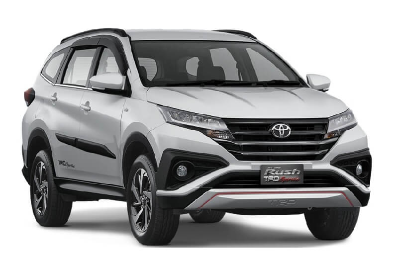 Terios All New 2018 >> New Toyota Rush Vs Old Rush - Design, Specifications, Dimensions