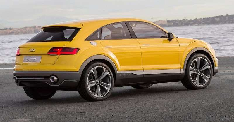 Audi Q4 Suv Confirmed For 2019 Specs Features Pictures
