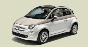 Fiat 500-60th Edition UK