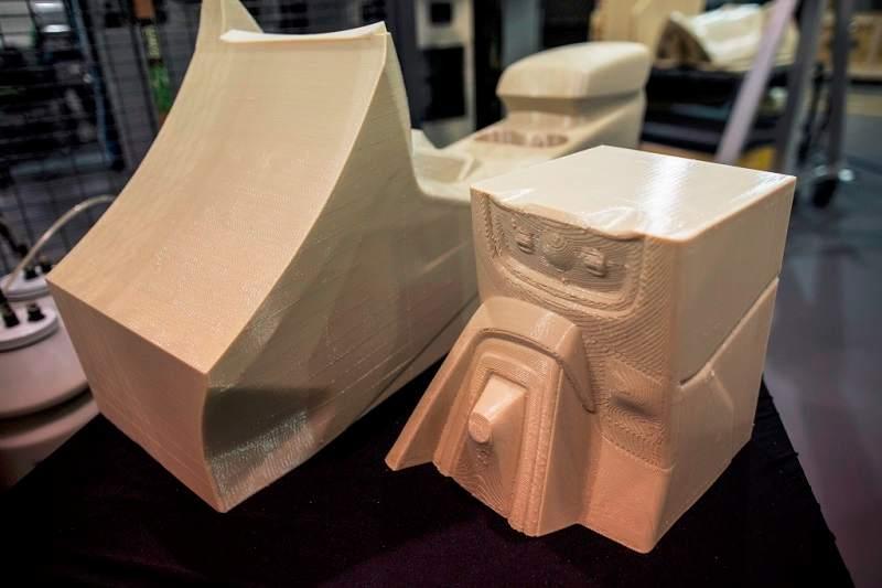 Ford 3D Car Parts Printing