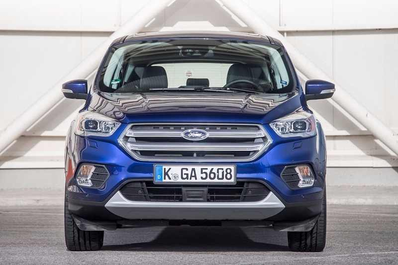 Upcoming Ford cars in india Kuga