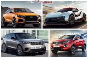 Geneva Motor Show 2017 India bound cars