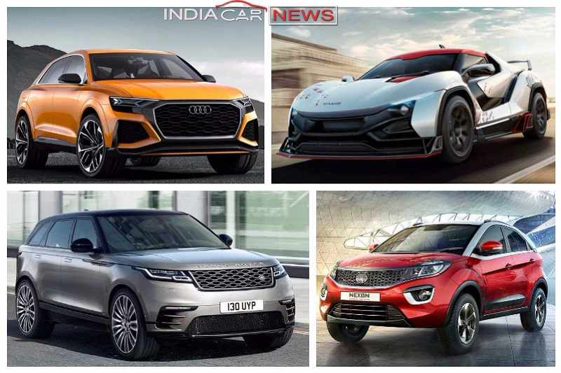 Geneva Motor Show 2017 India bound cars