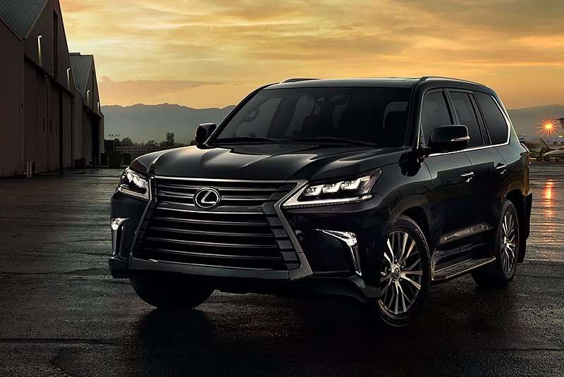Lexus Lx 450d India Price Specifications Features