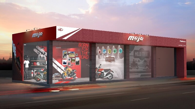 Mahindra Mojo Dealership