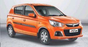 Maruti Alto K10 Plus Edition
