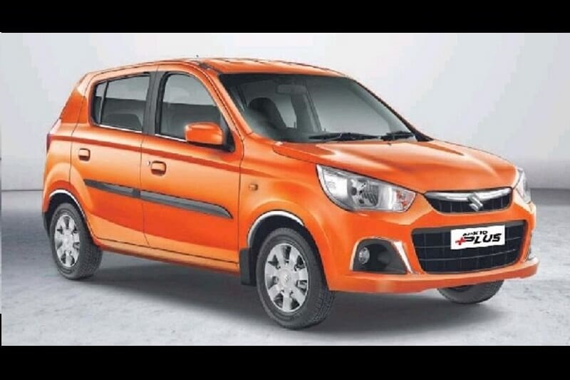 Maruti Alto K10 Plus Edition