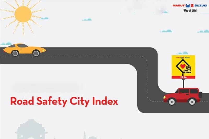 Maruti Suzuki Road Safety Index