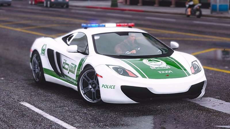 10 Supercars In Dubai Police Fleet Pictures Amp Details