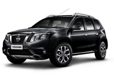 New 2017 Nissan Terrano