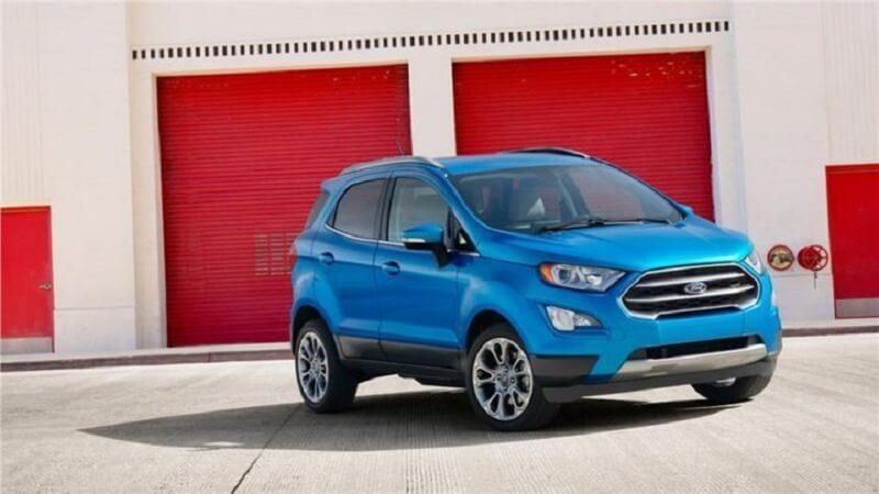 New Ford EcoSport 2017 model