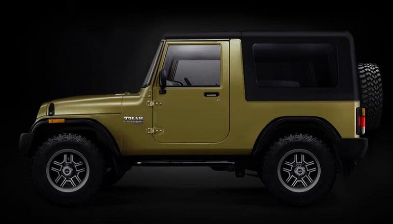 New Mahindra Thar 2018 India Launch Date Price Specifications