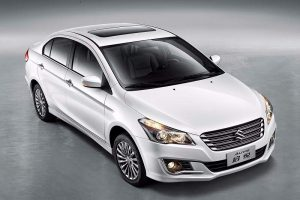New Maruti Ciaz 2018 Facelift front