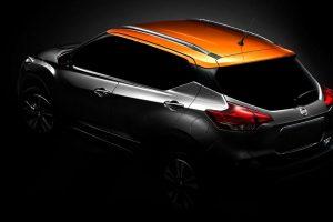 Nissan Kicks teaser 1
