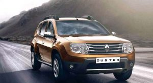 Renault Duster petrol automatic cvt