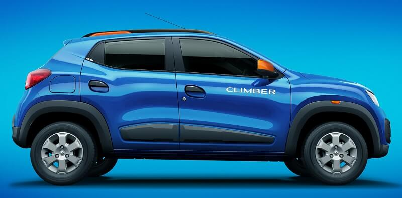 Renault Kwid Climber Price Specifications Images
