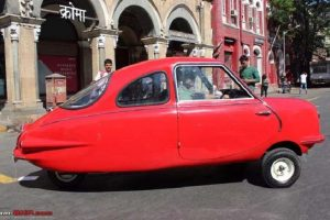 Scootacar India side profile