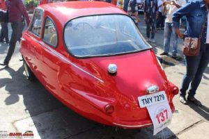 Scootacar India rear