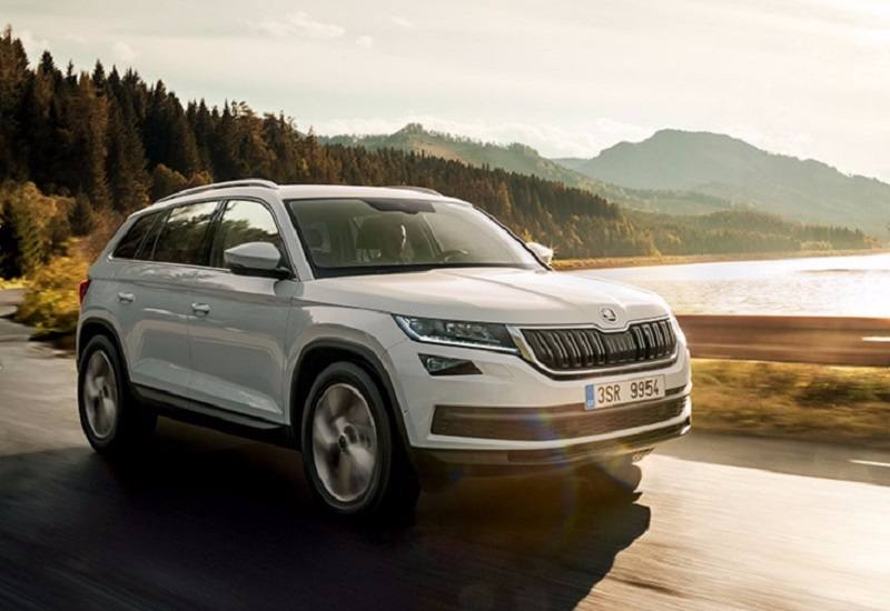 skoda kodiaq india price interior mileage specifications features. Black Bedroom Furniture Sets. Home Design Ideas