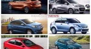 Tata Tigor Vs Competition