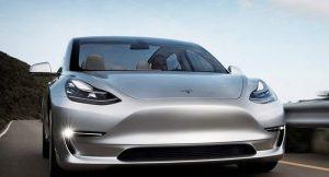 Tesla Model 3 India sedan