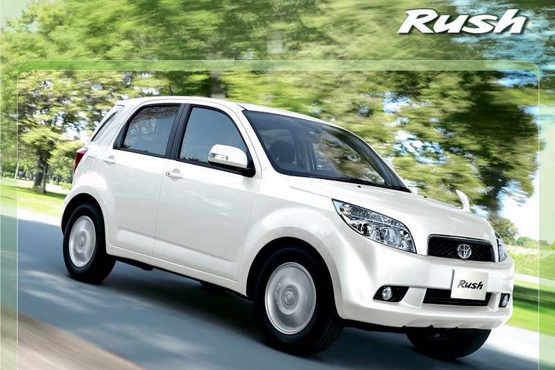 toyota rush india launch price specs mileage images