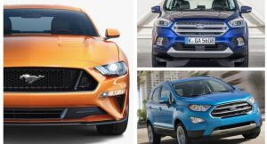 Upcoming New Ford Cars in India